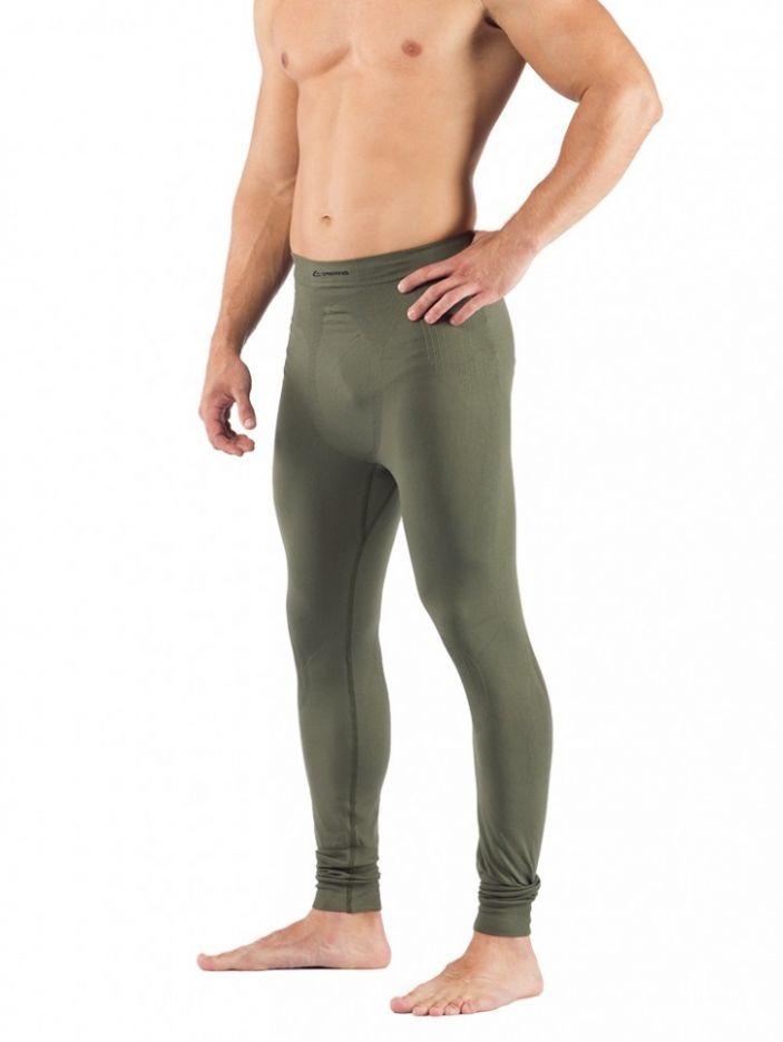 фото Штаны мужские Lasting Ateo, зеленые (размер S-M)
