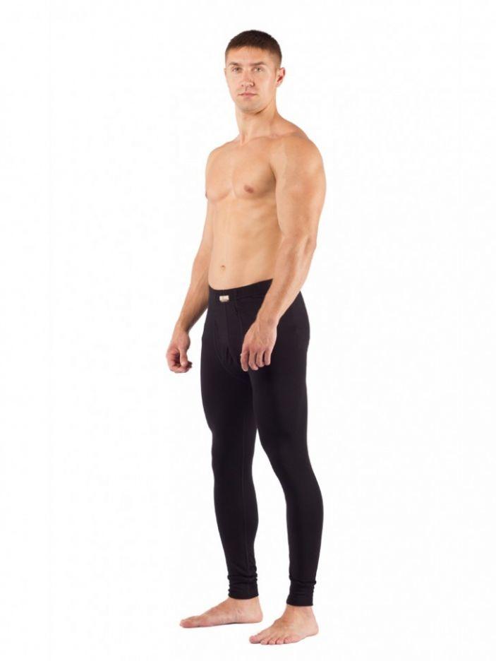фото Штаны мужские Lasting Atok, черные (размер XL)
