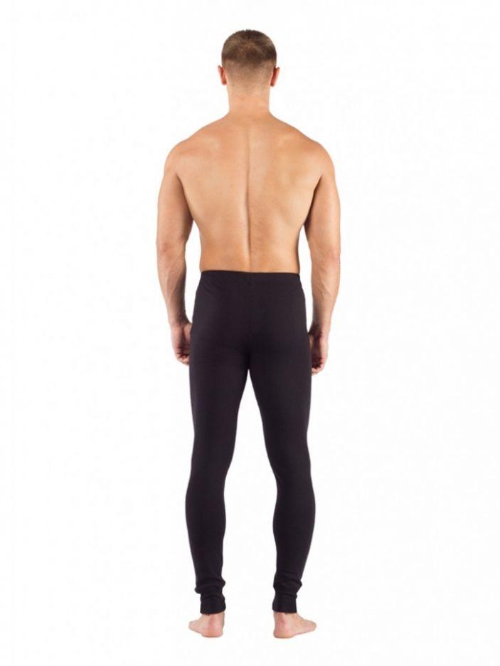 фото Штаны мужские Lasting REX, черные (размер M)