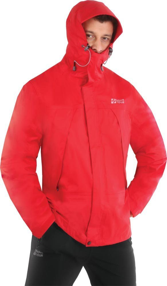 фото Куртка мембранная мужская
