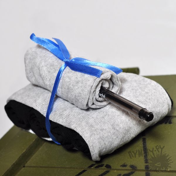 фото Подарочный набор носков