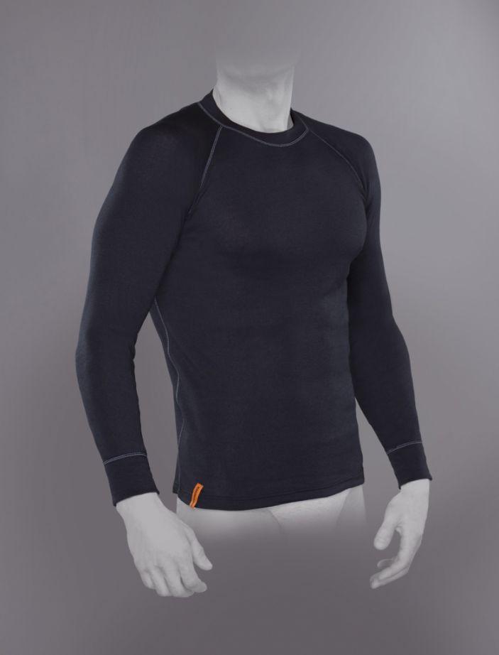 фото Destroyer футболка с длинным рукавом мужская Sport [р.L, черный]