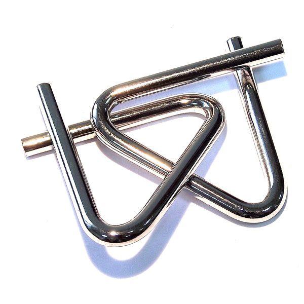 фото Головоломка метал Гвозди 17 от Эврика