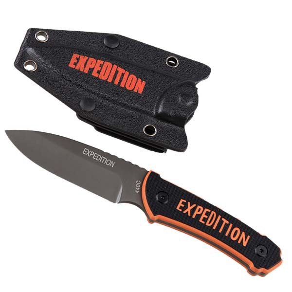 фото Нож с фиксированным лезвием Extreme line