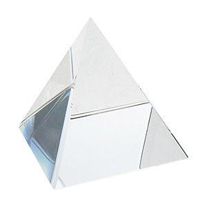 фото Пирамида хрустальная, h-65 мм (кор 60 шт)