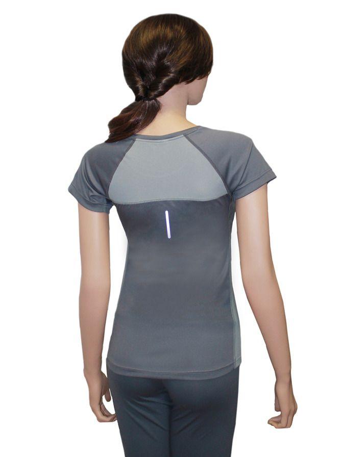 фото Комплект женской одежды для фитнеса Kampfer Gray [s]