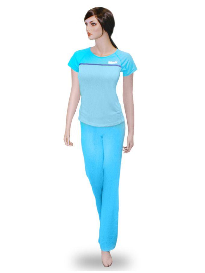 фото Комплект женской одежды для фитнеса Kampfer Light blue [m]