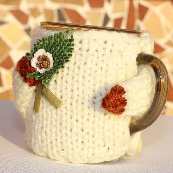 фото Набор свитеров  на чашку