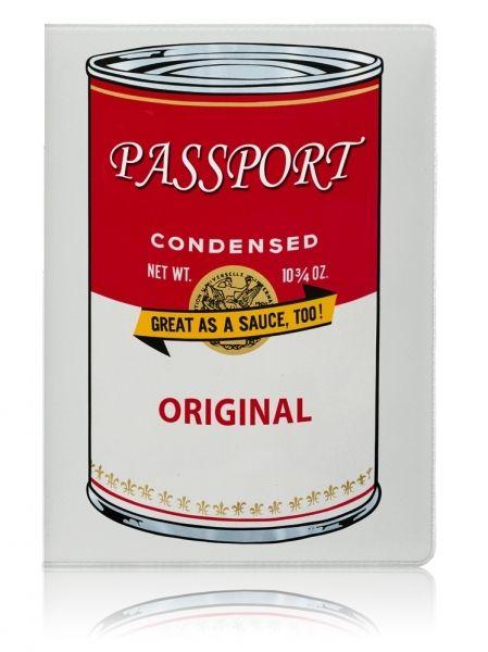 фото Обложка для паспорта Campbells