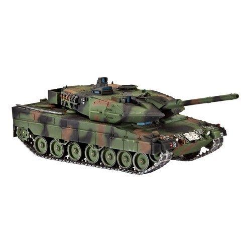фото Сборная модель танка Leopard 2 A6M