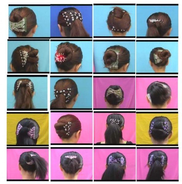 твистер для коротких волос