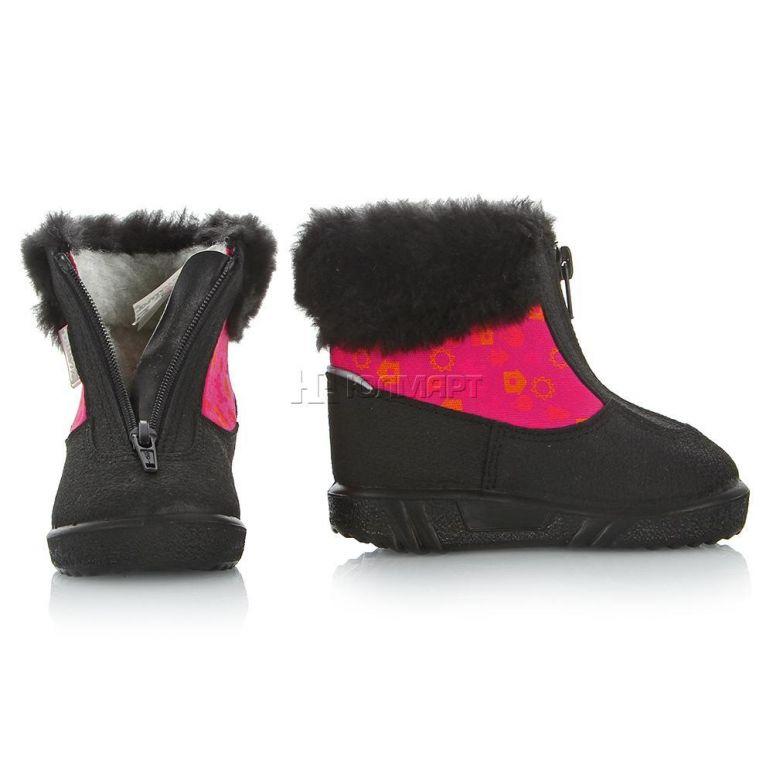 3b54cd7a5 Ботинки детские Kuoma БЕБИ WOOL, размер 21, цвет розовый (6410901479210)
