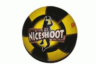 фото Мяч баскетбольный резин. NICESHOOT 2025