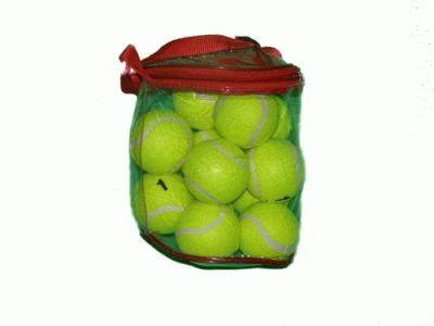 фото Мяч для б/т (12 шт в сумочке) высший сорт