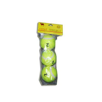 фото Мяч для б/т Camel, 3шт. в пакете, 2 сорт