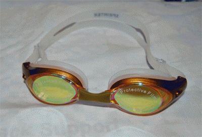 фото Очки для плавания материал оправы - силикон, линзы антизапотевающее покрытие , беруши в комплекте.New!!! МС790