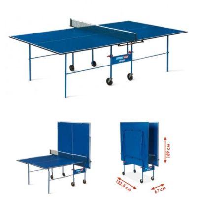 фото Теннисный стол START LINE OLYMPIC с сеткой