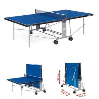 фото Теннисный стол START LINE COMPACT с сеткой