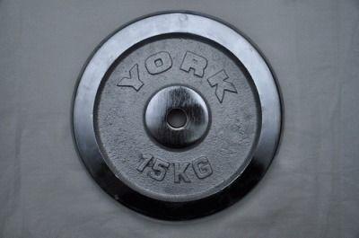 фото Диск для штанги хромированный. D-26 мм. Вес 15 кг DY-15