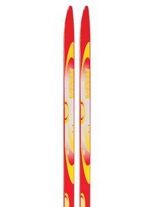 фото Лыжи детские VISU 130см. step