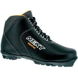 фото Ботинки лыжные NNN SPINE Rider  (синт) 20-и [р.44]