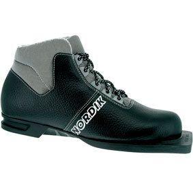 фото Ботинки лыжные SPINE Nordik (кожа) [р.36]