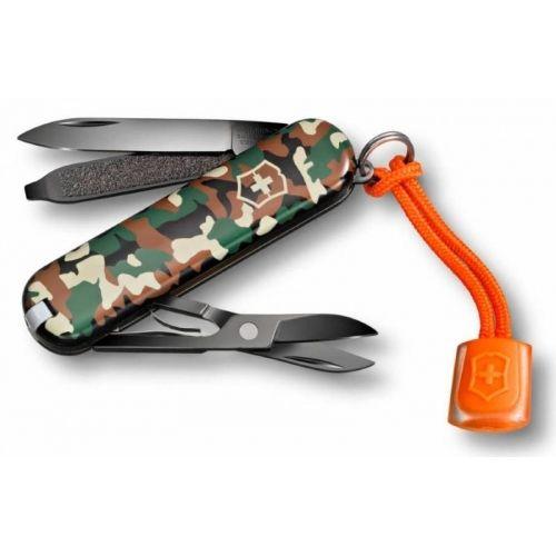 фото Нож перочинный Victorinox Classic 0.6223.94 58мм 7 функций рукоять дизайна