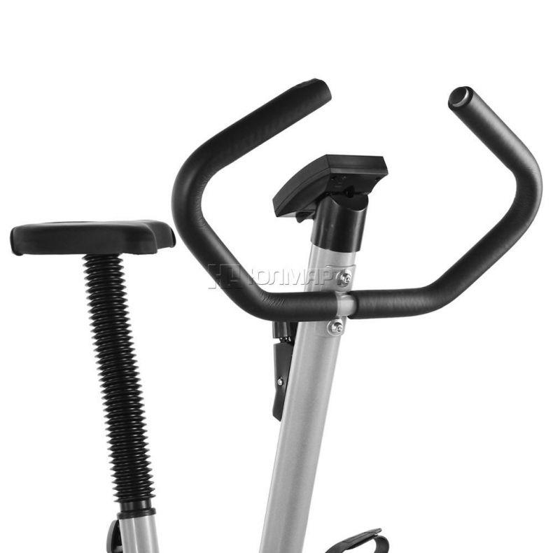 фото Велотренажер SPORT ELIT SE-1310, ременная система нагрузки, регулировка сидения по вертикали