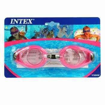 фото Очки для плавания Play Goggles, от 8 лет