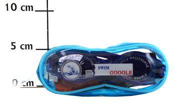 фото Очки для плаван, силикон. , незапотевающие , в сумке, арт. LY510-J2