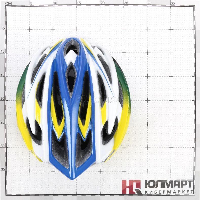 фото Велошлем Action, размер L, регулируемая застежка, красный, 931 -PW Красн. р.L