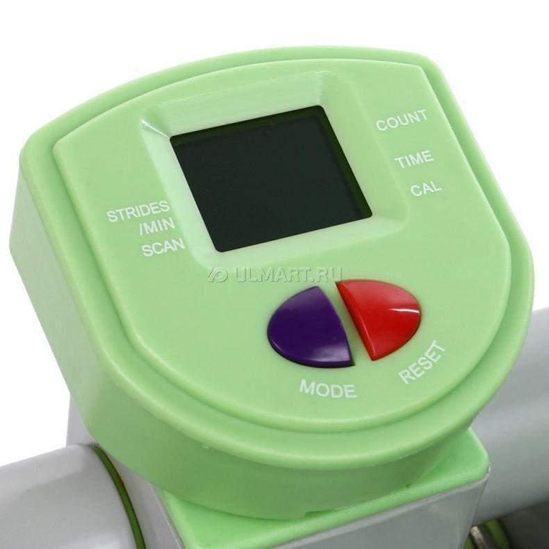 фото Министеппер INDIGO, система нагрузки: гидравлическая