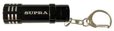 фото Фонарь брелок SUPRA (LED-3) SFL-BK-02 светодиодный (black)