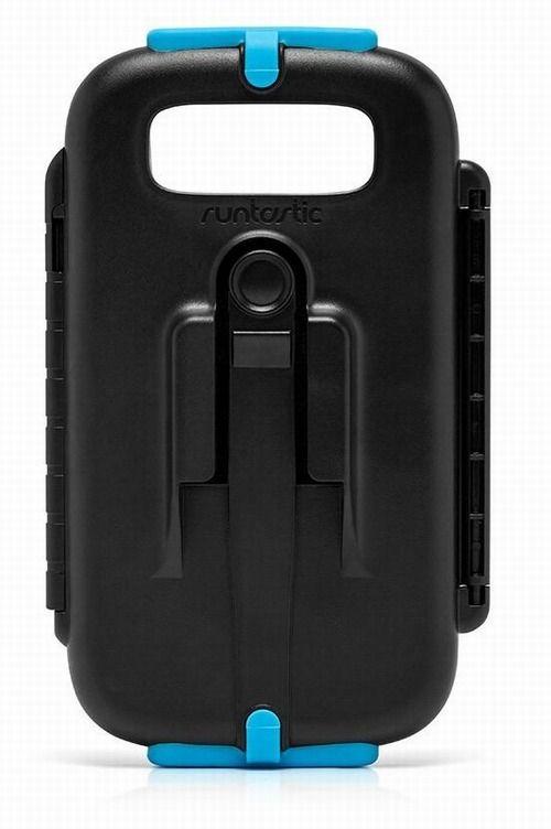 фото Велосипедное крепление Runtastic для iPhone 4/4s/5/5c/5s/6/6+ RUNCAI1B. Черный