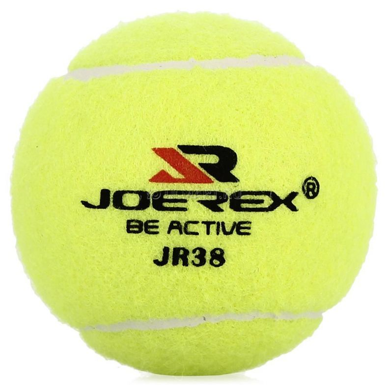 фото Мяч для большого тенниса JOEREX (3 шт в пакете) JR38