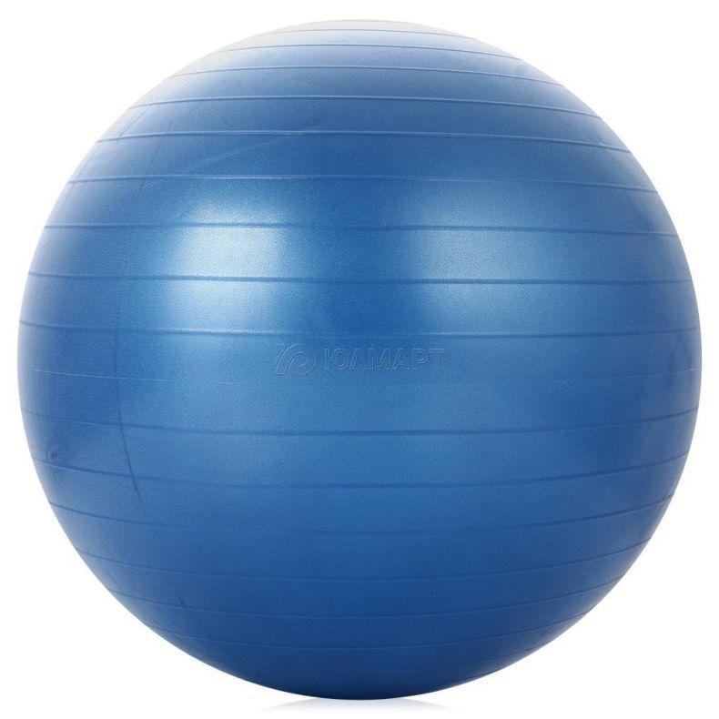 фото Мяч гимнастический INDIGO, d55 см, с насосом, 97403-55 IR
