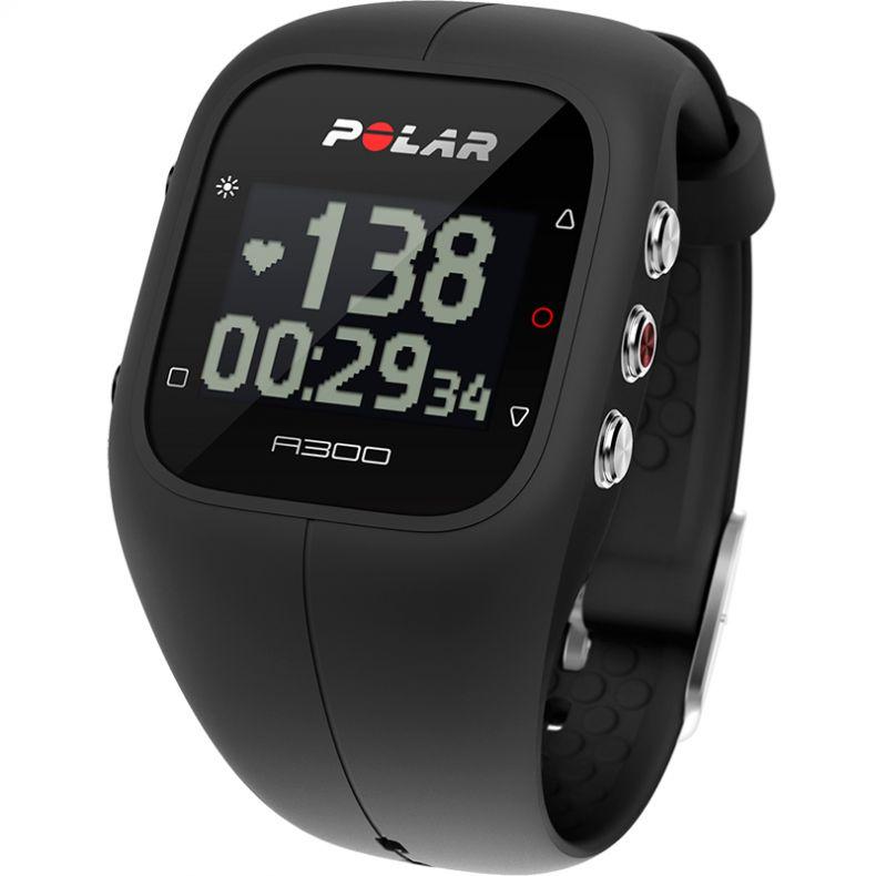 фото Часы спортивные Polar A300 черный