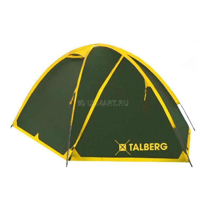 фото Палатка Talberg SPACE 3, зеленый