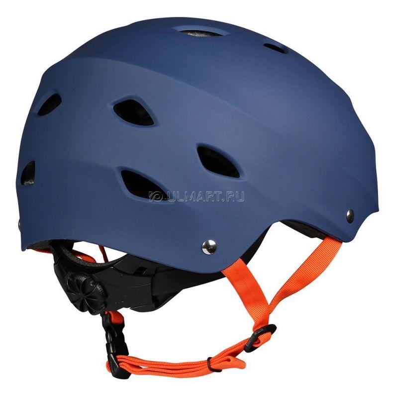 фото Защитный шлем Los Raketos RAKETA MATT NAVY M