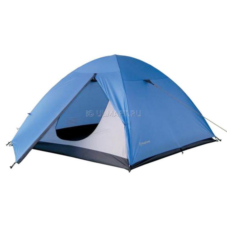 фото Палатка KingCamp HIKER Fiber 2, синий, 3006