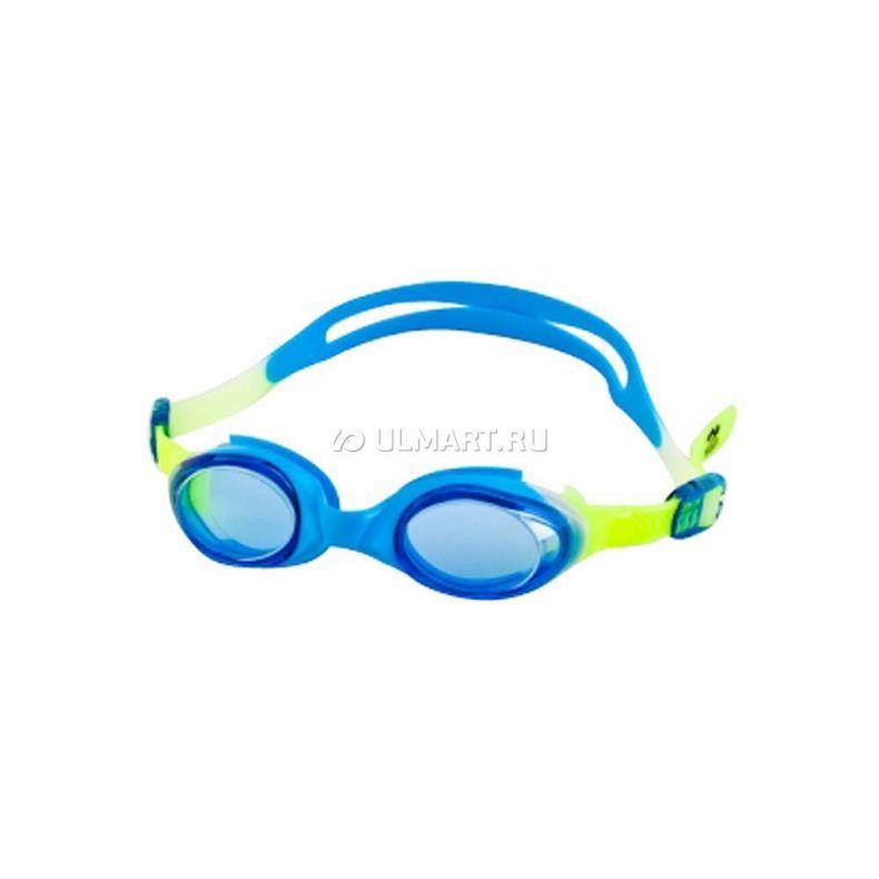 фото Очки для плавания Indigo, детские, желтый, G600/613