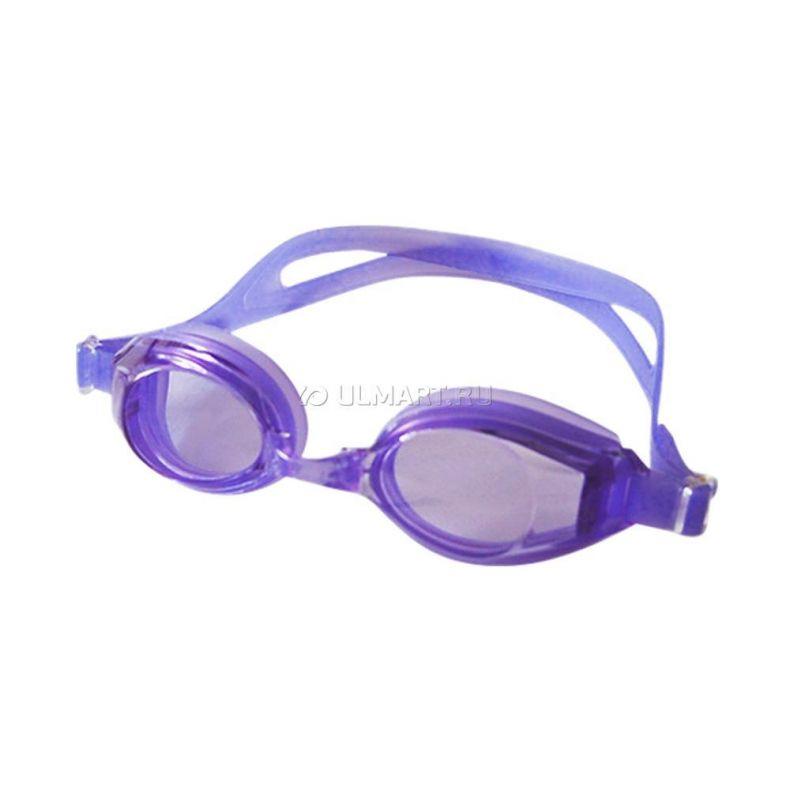фото Очки для плавания Indigo, фиолетовый, G200/208