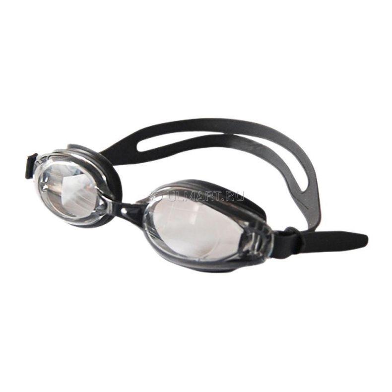 фото Очки для плавания Indigo, черный, G1200/1201