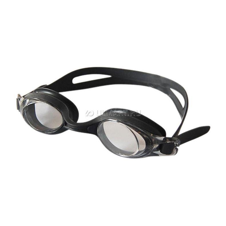 фото Очки для плавания Indigo, черный, G800 /801