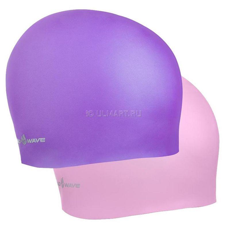 фото Силиконовая шапочка MADWAVE Reverse CHAMPION, Violet M0550 01 0 11W