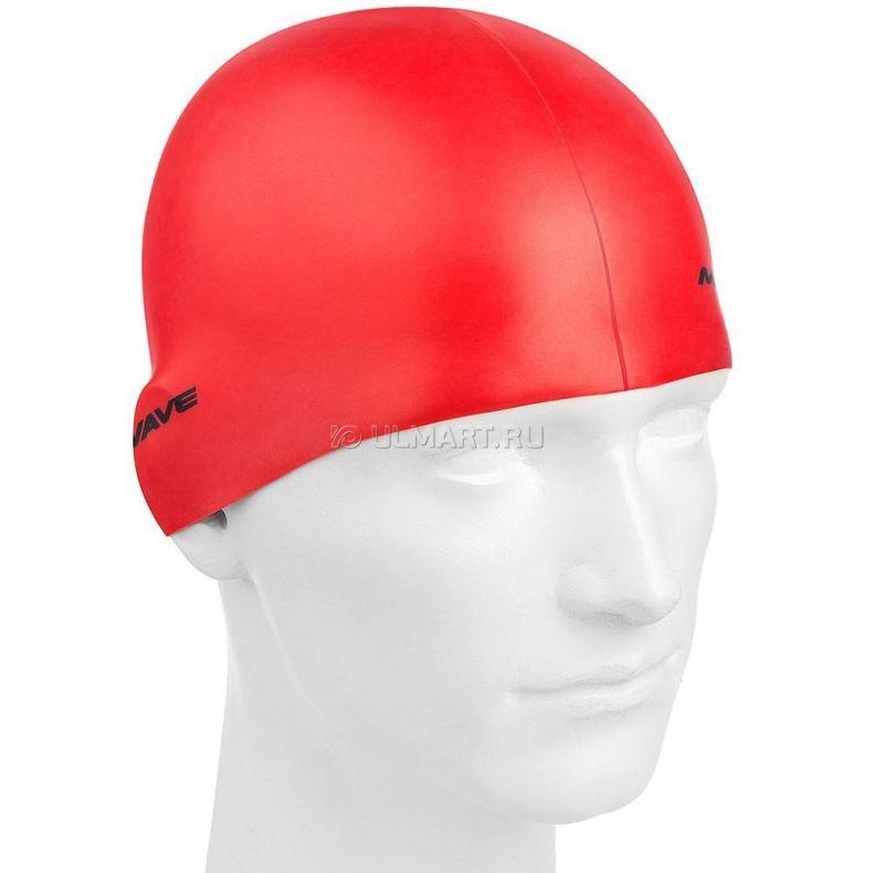 фото Силиконовая шапочка MADWAVE METAL, Red M0535 05 0 05W