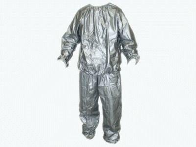фото Костюм для сгонки веса (брюки, куртка). Размер ХХL. Материал: ПВХ. 2122-ХХL