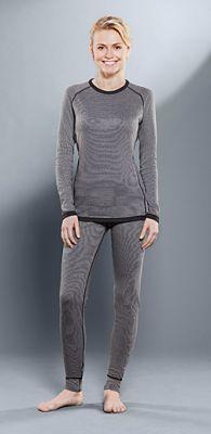 фото Комплект женского термобелья Guahoo: рубашка + лосины (22-0411 S-MGY / 22-0411 P/MGY) [L(48)/170-96-102]