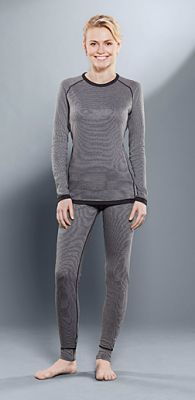 фото Комплект женского термобелья Guahoo: рубашка + лосины (22-0411 S-MGY / 22-0411 P/MGY) [S(44)/170-88-94]