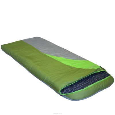 фото Спальный мешок Prival Берлога (95см, капюшон, 400 гр./м2)